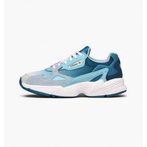 ADIDAS FALCON W BLUE TINT/LIGHT AQUA/ASH GREY