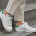 ADIDAS STAN SMITH WHITE / GREEN