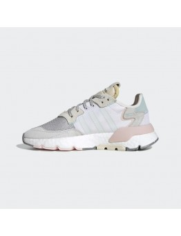 ADIDAS NITE JOGGER W CLOUD WHITE / CLEAR MINT / ICEY PINK