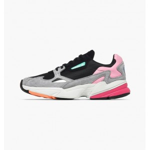 ADIDAS FALCON W CORE BLACK / CORE BLACK / LIGHT GRANIT