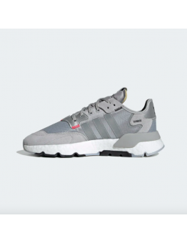 ADIDAS NITE JOGGER SILVER METALLIC  / LIGHT SOLID GREY