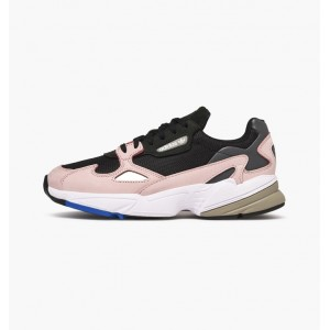 ADIDAS FALCON W CORE BLACK / CORE BLACK / LIGHT PINK