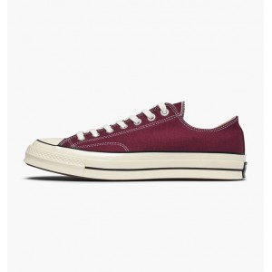 CONVERSE CHUCK TAYLOR ALL STAR '70 OX DARK BURGUNDY