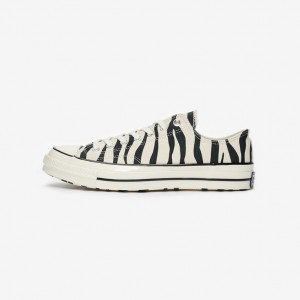 CONVERSE CHUCK TAYLOR ALL-STAR 70S LOW OX ZEBRA