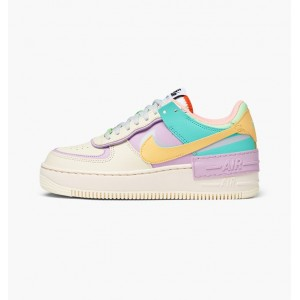 NIKE WMNS AIR FORCE 1 LOW SHADOW PALE IVORY