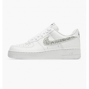 NIKE AIR FORCE 1 LV8 WHITE JUST DO IT
