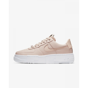 NIKE WMNS AIR FORCE 1 PIXEL PARTICLE BEIGE