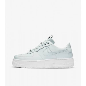 NIKE WMNS AIR FORCE 1 PIXEL GHOST AQUA