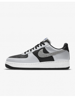 NIKE AIR FORCE 1 B SILVER SNAKE