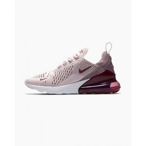 NIKE WMNS AIR MAX 270 BARELY ROSE / VINTAGE WINE
