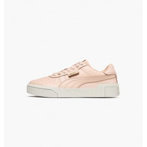 PUMA CALI EMBOSS CREAM TAN