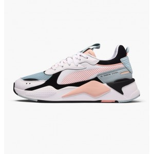 PUMA RS-X REINVENTION WHITE/PEACH BUD