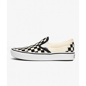 VANS COMFYCUSH SLIP-ON CHECKERBOARD
